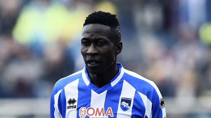 coulibaly pescara