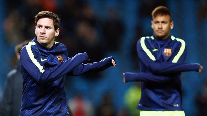 Barcellona, Messi: