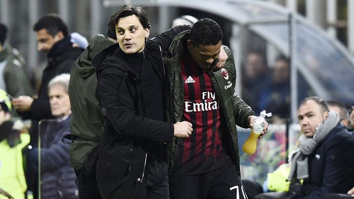 I giocatori del Milano danneggiato lo spogliatoio dello Juventus Stadium