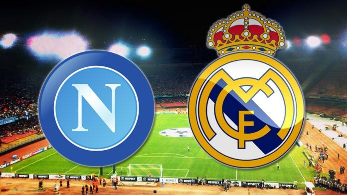 napoli real madrid