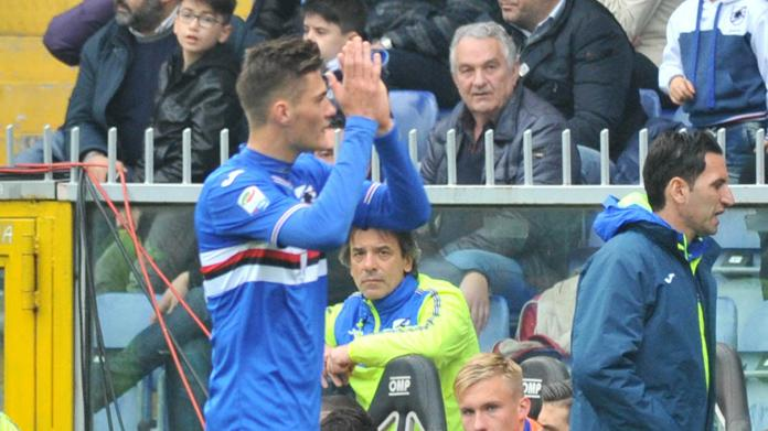 Calciomercato Inter: Schick rimane alla Sampdoria?