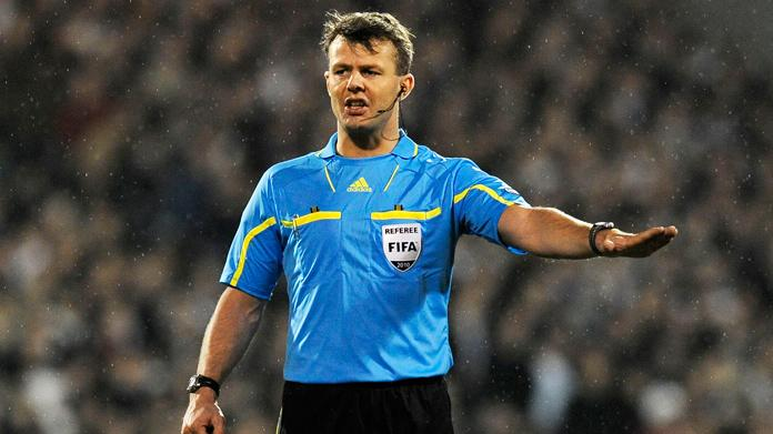 kuipers arbitro