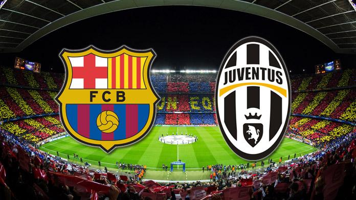 Barcellona Juventus Streaming