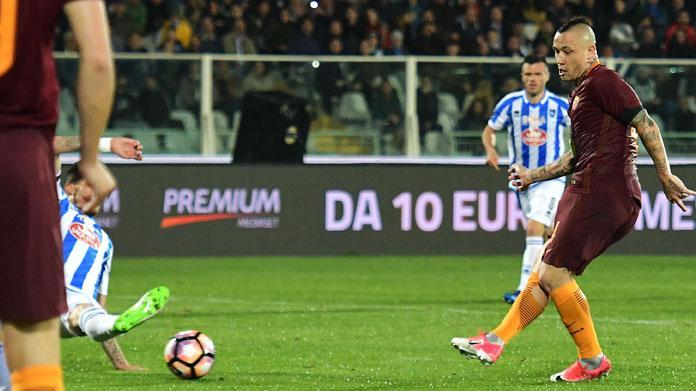 Arriva la Juventus, Nainggolan ammette:
