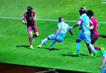 strootman rigore roma-lazio derby