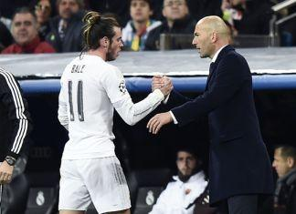 bale zidane real madrid