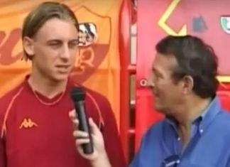 de rossi roma 2001