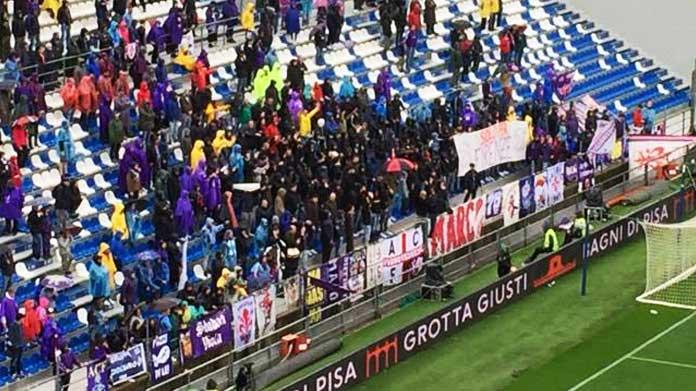 Verso Fiorentina-Lazio, Flachi: