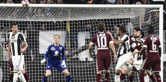 Juventus-Torino : giocare di sabato fa male ai granata