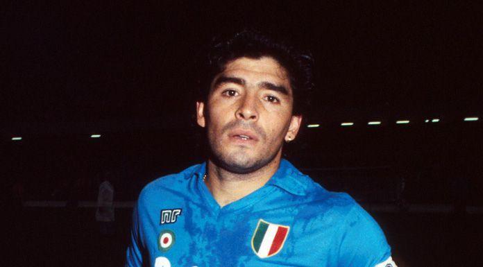 L'addio al calcio di Diego Armando Maradona – 25 ottobre 1997 – VIDEO