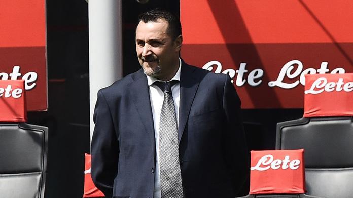 Lazio-Milan, Mirabelli svela: