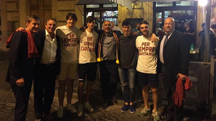 pallotta roma tifosi