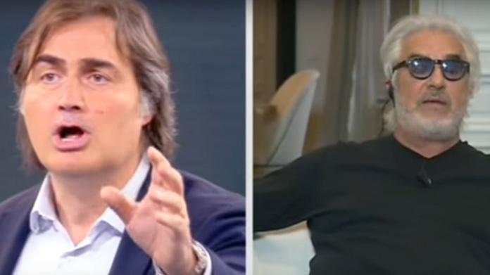 Galeotta fu Monaco-Juventus, Briatore vs. Pardo: