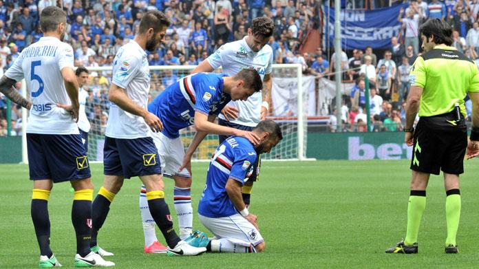 chievo-sampdoria - photo #44