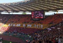 tifosi roma genoa totti