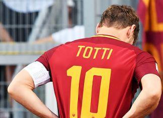 totti 10 roma