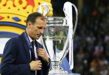champions league allegri