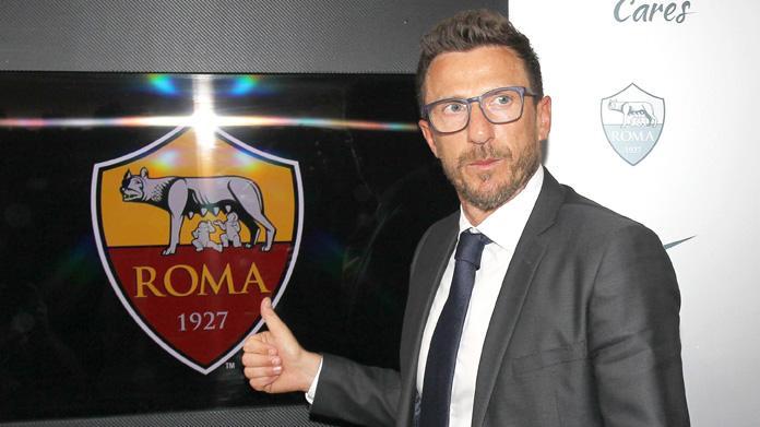Calciomercato Roma, Di Francesco:
