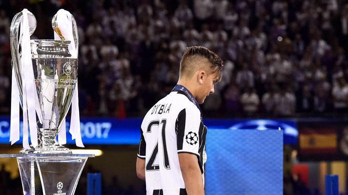 Juve, Dybala e la notte di Cardiff: Kroos e l'Argentina dietro al ...