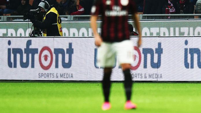 infront Serie A diritti tv