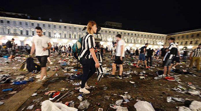 Finale Juve Real Madrid: il disastro di Piazza San Carlo – 3