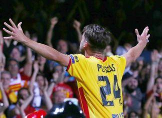 puscas benevento playoff finale