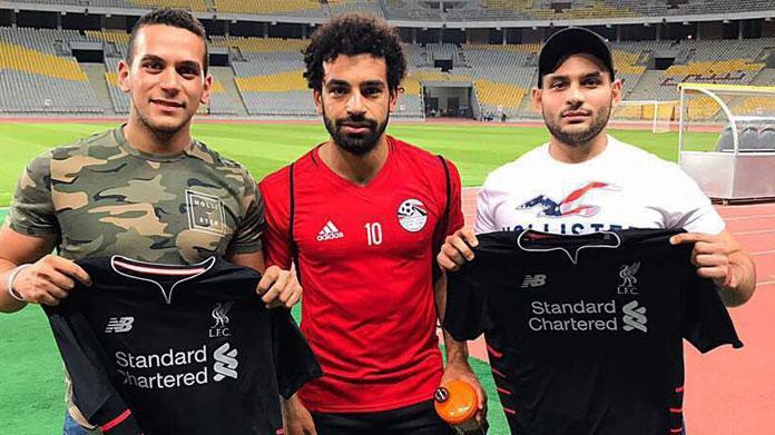 Roma, l'agente di Salah a Londra: vicino il trasferimento al Liverpool