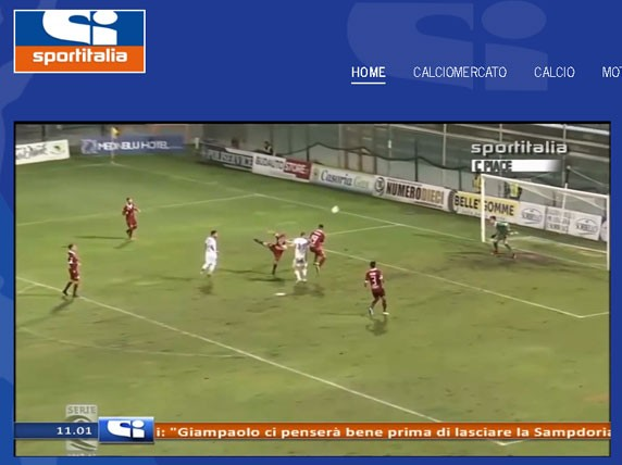 sportitalia streaming