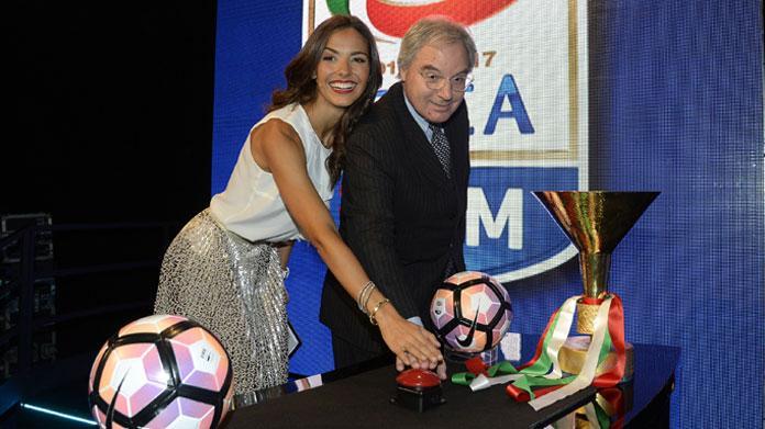 Serie A, mercoledì alle 19 il sorteggio del calendario