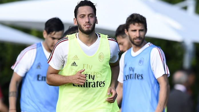 Milan: martedì la prima amichevole per preparare la stagione