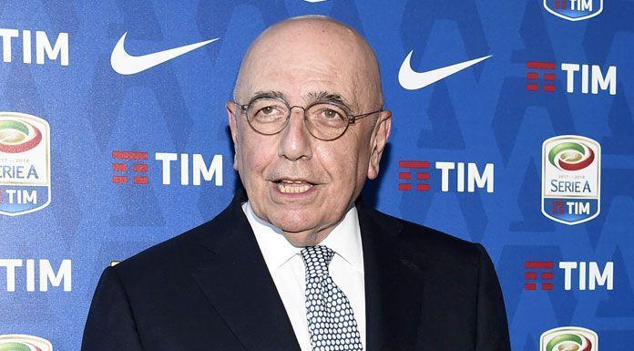 Galliani: «Prossimo anno una Serie A a 22 squadre e sullo sc