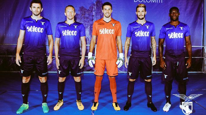 Lazio, una terza maglia