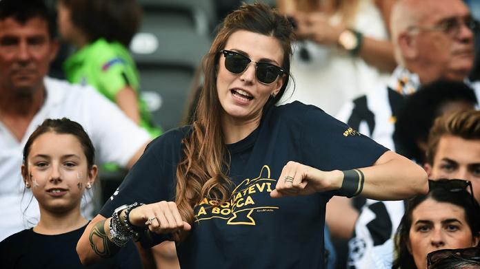 Milan, la moglie di Bonucci: