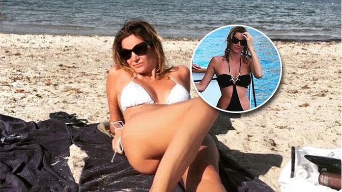 size 40 3db46 9c7dc Mikaela Calcagno hot al mare: è lei l'anti-Diletta Leotta ...