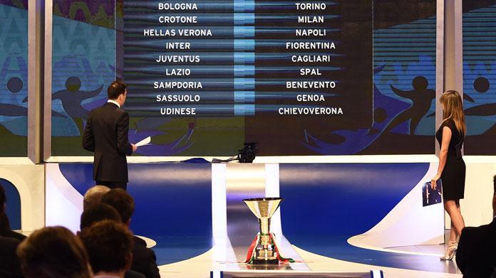 Quando Inizia La Serie A 2018 2019 Le Date E Il Calendario