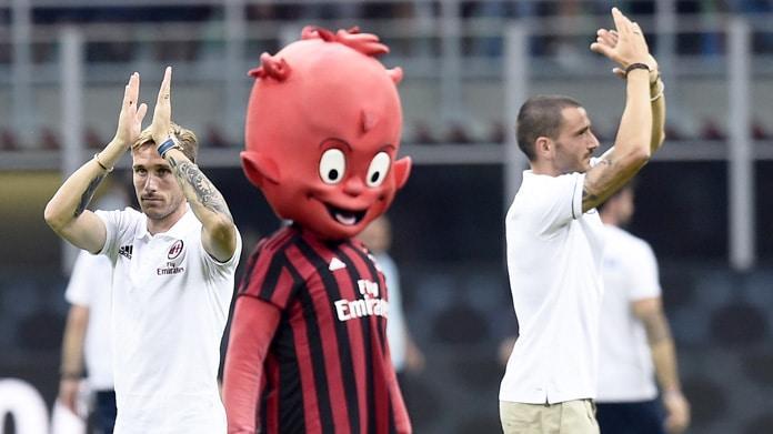 Montella ha scelto il capitano del nuovo Milan: è ufficiale, sarà Bonucci