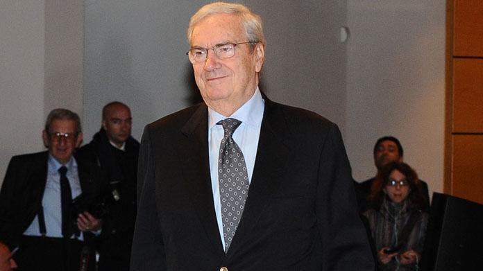 È morto Guido Rossi. Aveva 86 anni. Fu commissario Figc dopo Calciopoli