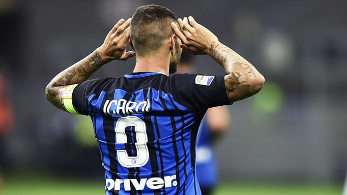 Inter News: Icardi, L'Inter Vuole Proporre Una Clausola 'alla Neymar