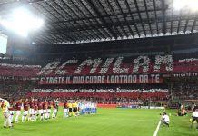 europa league milan curva tifosi