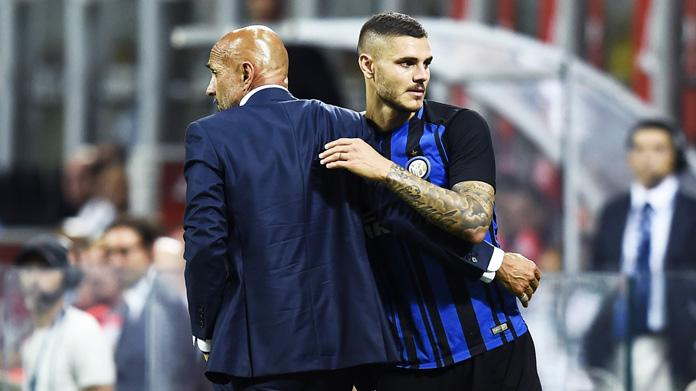 spalletti icardi inter