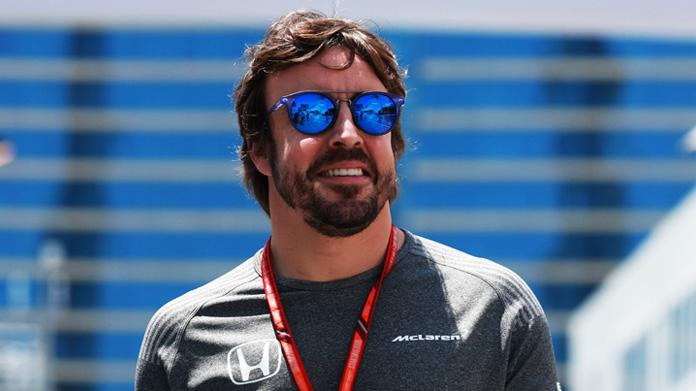 F1 | Alonso membro onorario del Real Madrid