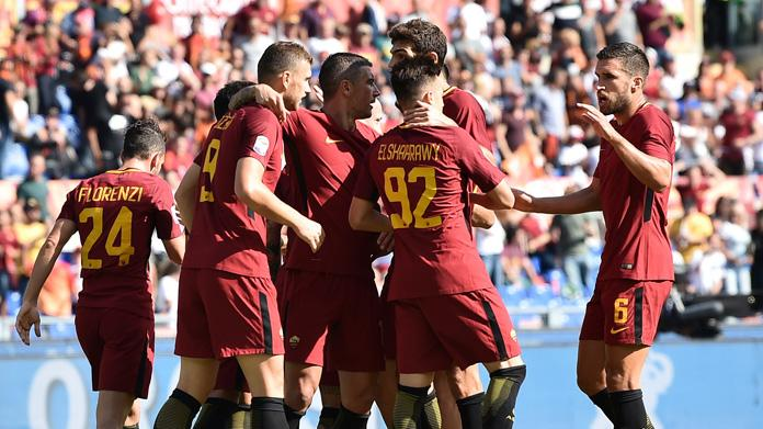 Serie A: Dzeko-El Shaarawy e la Roma cala il tris, 3-1 all'Udinese