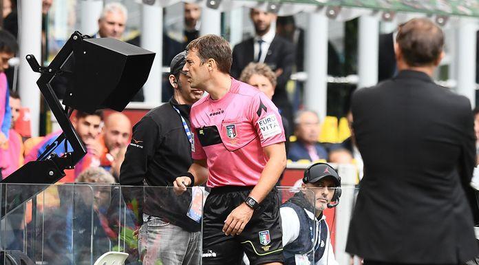 Gavillucci: «Samp Napoli? Presi lo stesso voto di Orsato in