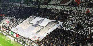 Juventus-Torino, la coreografia bianconera – VIDEO