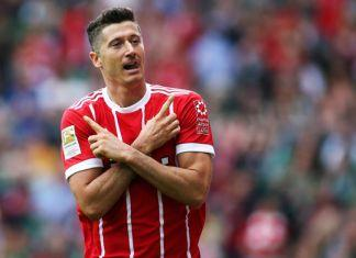 lewandowski champions league