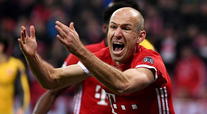 Nasce Arjen Robben – 23 gennaio 1984 – VIDEO