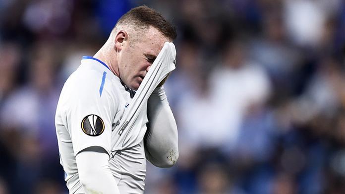 Rooney, guida in stato di ebbrezza: patente ritirata e servizi sociali