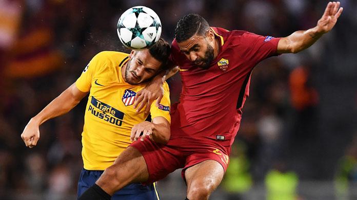Roma: infortunio muscolare per Perotti e Defrel, indisponibili contro il Milan