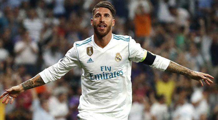 Real Madrid: Sergio Ramos recuperato per il Clasico – FOTO