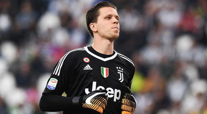 Juventus, Szczesny: «Ripartiamo dal secondo tempo»